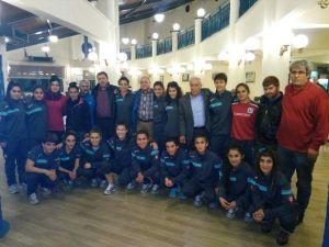 Hakkari Kadın Gücü Futbol Takımı İzmir'den Memnun Ayrıldı