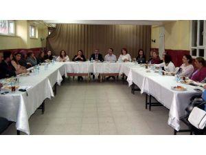 Efeler'de 3. Okul Aile Birlikleri Toplandı
