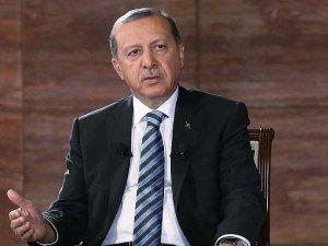 Erdoğan: Türkiye'nin hassasiyeti üzerinde kimse spekülasyon yapmasın