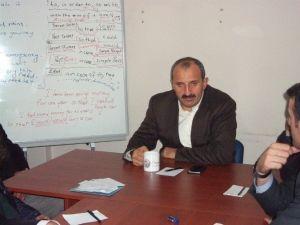 'Hukuk Devleti, Sivil Toplum Ve Cemaatler'i Anlattı