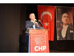CHP İzmir İl Başkanı Yüksel: Topu taca atmayın, sözünüzü tutun