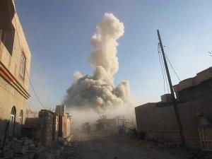 Irak ordusu Ramadi'de hükümet binalarına girdi