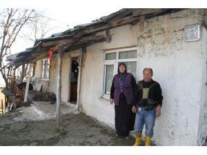 Çatısı Olmayan Evlere Büyükşehir'den Yardım