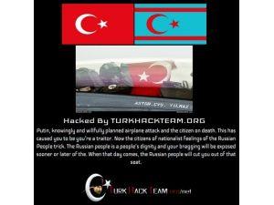 Türk Hackerlar Binlerce Rus Sitesini Ve Kişisel Bilgileri Ele Geçirdi