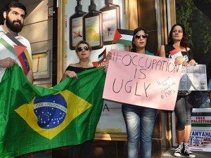 İsrail ile Brezilya arasında 'yerleşimci büyükelçi krizi'