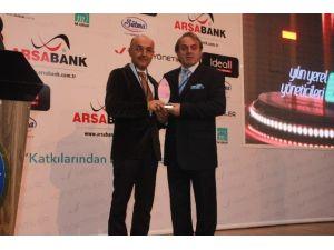Amasra Belediye Başkanı Timur, Yılın Yerel Yöneticisi Seçildi