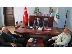 TEMA'dan Başkan Erdoğan'a Ziyaret