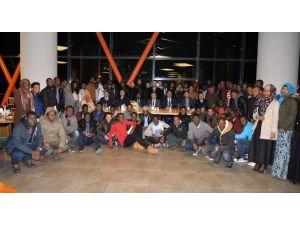 Afrikalı Öğrenciler Uludağ Üniversitesi'nde Bir Araya Geldi