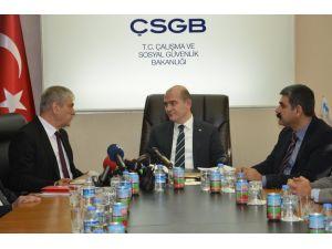 Çalışma Bakanı Soylu: Asgari ücrette alacağımız karar 1.300 lira olacak