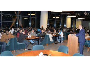 Uludağ Üniversitesi'nin Afrikalı öğrencileri buluştu