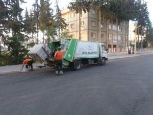 Kilis, Çöp Toplamada Büyükşehirleri Geride Bıraktı
