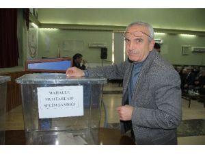 Elazığ'da SYDV Mütevelli Heyeti Seçimi Yapıldı