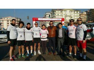 Türkiye Gençlik Ve Spor Konfederasyonu Büyük Atatürk Koşusu'nda Farkındalık Oluşturdu