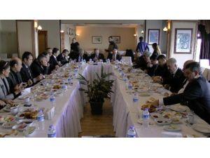 Düzce'de Ki DSİ Yatırımları Masaya Yatırıldı