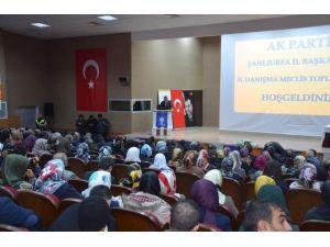 AK Parti Şanlıurfa Aralık Ayı İl Danışma Meclis Toplantısı Yapıldı