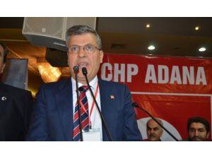 """Barut: """"İktidar Yürüyüşünü Adana'dan Başlatacağız"""""""