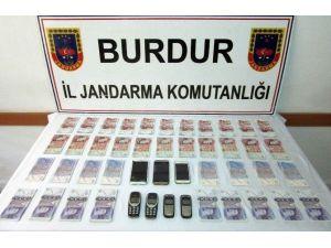 Burdur'da Sahte Para Operasyonu