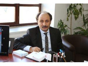 Gazi Üniversitesi Bilgi Güvenliği Mühendisliği Anabilim Dalı Başkanı Prof. Dr. Mustafa Alkan: