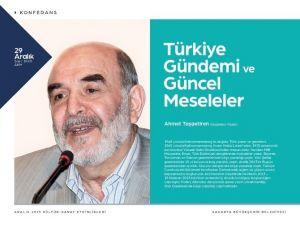 Yılın Son Etkinliği'nde Gündem Türkiye