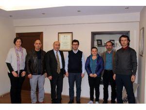 Didim'den Bergama Ticaret Odası'na UNESCO Ziyareti