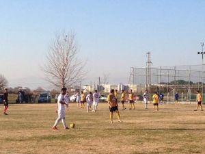Yunusemre Belediyespor İlk Yarıyı Galibiyetle Bitirdi