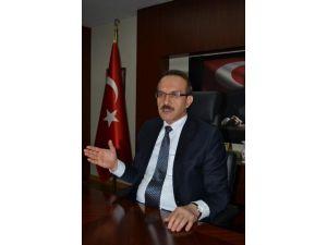 Vali Yavuz'dan 'Devlet Memurluğu' Açıklaması