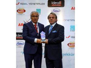 Başkan Güler'e Bir Ödül Daha