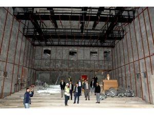 Çan Kültür Merkezi Önümüzdeki Yaz Hizmete Girecek