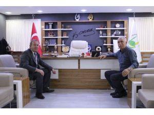 Milletvekili Durmaz'dan Başkan Şahiner'e Ziyaret