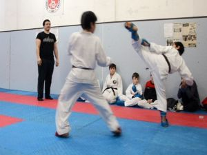 Anadolu Yıldızlar Ligi Karate Zonguldak İl Seçmeleri Yapıldı