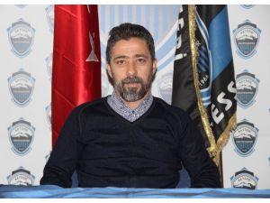 Kayseri Erciyesspor'da Hedef Ligde Kalmak