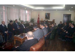 Kulu'da Kurumlar Arası İşbirliği Değerlendirme Toplantısı