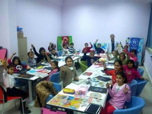 Yalova'da Resim Kurslarına Büyük İlgi