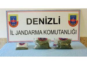 Jandarmadan Uyuşturucu Operasyon