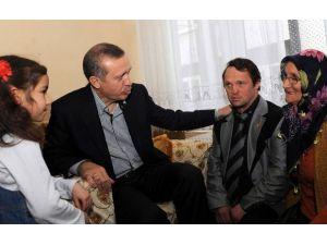 Down Sendromlu İbrahim Ertepe, Cumhurbaşkanı Erdoğan İçin Dua Etti