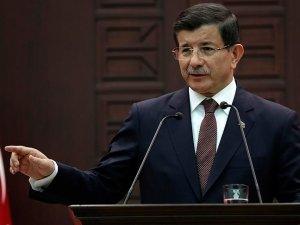Başbakan Davutoğlu: Fırat'ın batısına geçmelerine olumlu bakmayız