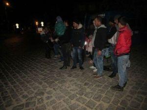 Aydın'da 53 Suriyeli Yakalandı