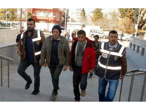 6 Suriyeli Hırsızdan Biri Tutuklandı