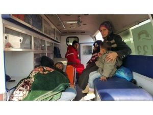Suriye'de Takas Edilen 338 Şii Türkiye'ye Getiriliyor