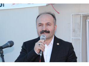 MHP'li Usta'dan Maliye Bakanı'na 'Samsun' soruları