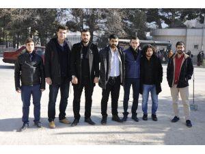 Amasya'da ODTÜ protestosu