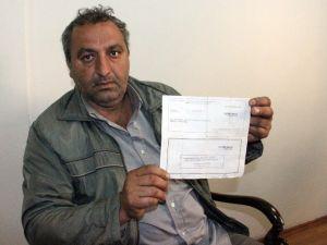 Hiç Geçmediği Köprüden 'Kaçak Geçiş' Cezası Yedi