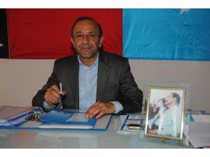 DSP'liler, tutsak gazeteciler için 'bir kart da sen gönder' kampanyası başlattı