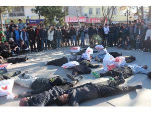 Roboski'de ölen 34 kişi Kâhta'da anıldı