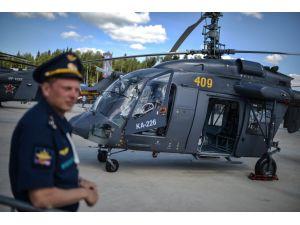 Rusya ve Hindistan 200 helikopter için imza attı