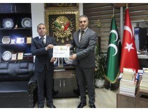 Batman Osmanlı Ocakları İl Başkanlığı'nda Yeni Dönem