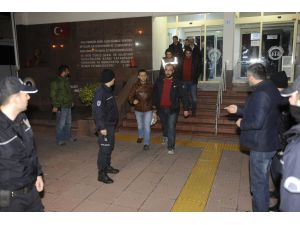 Çanakkale'deki operasyonda 8 kişi serbest bırakıldı
