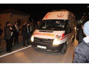 Yaralı Suriyeliler Hatay'da