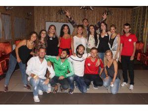 Hakkari Yüksekokulu Öğrencileri Romanya'da