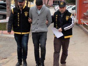Kapkaççı Güvenlik Kameralarından Tespit Edilerek Yakalandı